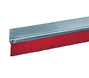 Abdichtbürsten mit Stahlprofil - Standardtypen