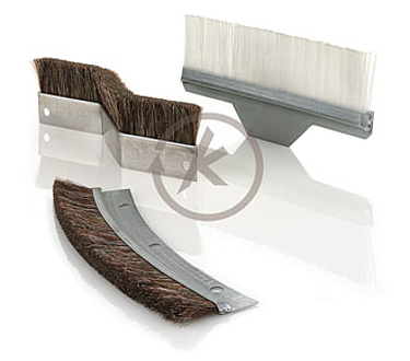 Sealing Brushes with steel profiles - Special types