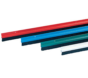 Sealing Brushes with aluminium profiles - Special types