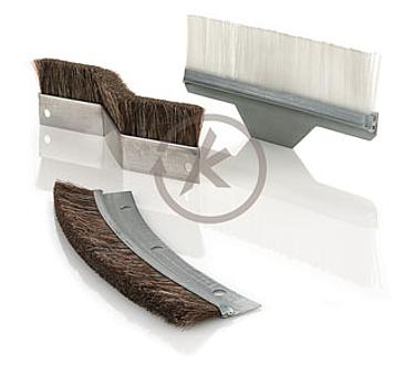 Abdichtbürsten mit Stahlprofil - Sondertypen