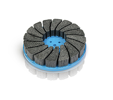 Disc Brushes moulded