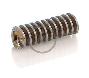 STS-Spiral Coils, unassembled, fill inwards