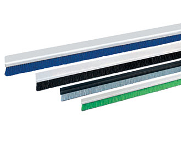 Sealing Brushes with plastic profiles - Special types